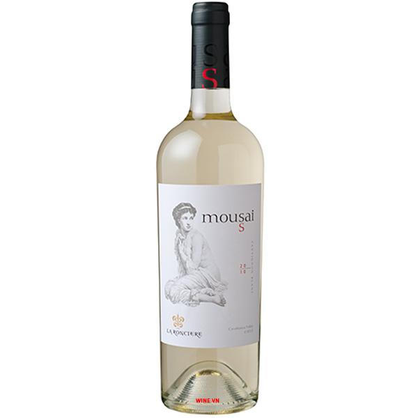 Rượu Vang Mousai Sauvignon Blanc