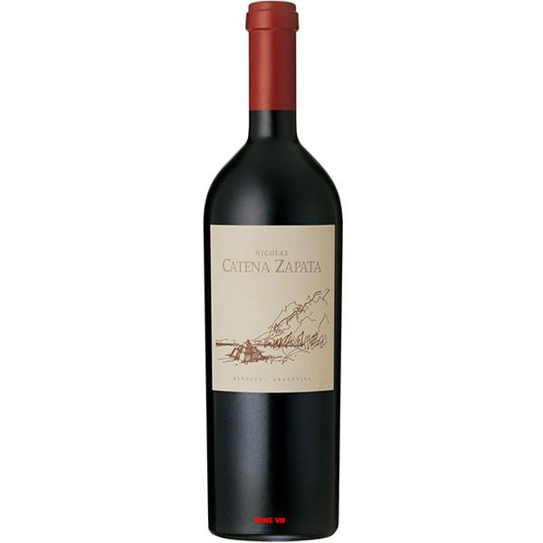 Rượu Vang Nicolas Catena Zapata