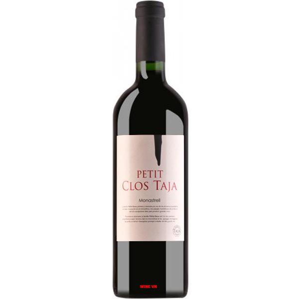 Rượu Vang Petit Clos Taja Monastrell