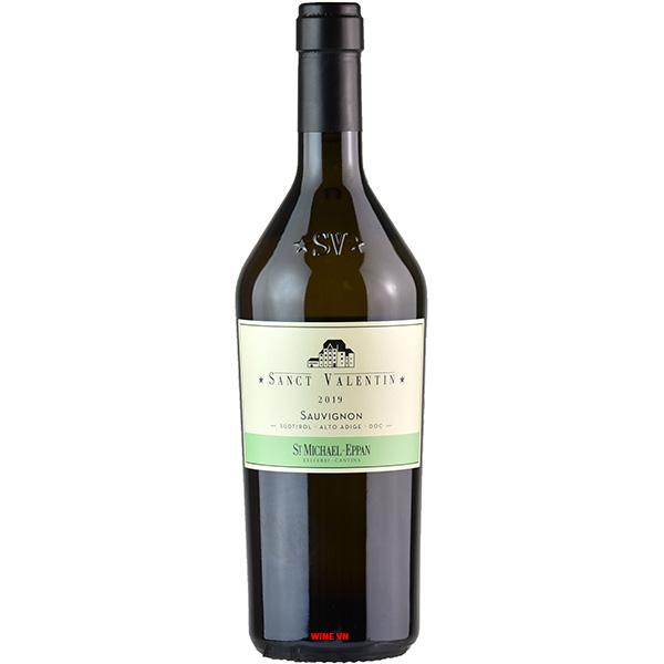 Rượu Vang St.Michael Eppan Sanct Valentin Sauvignon