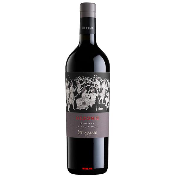 Rượu Vang Stemmari Hedonis