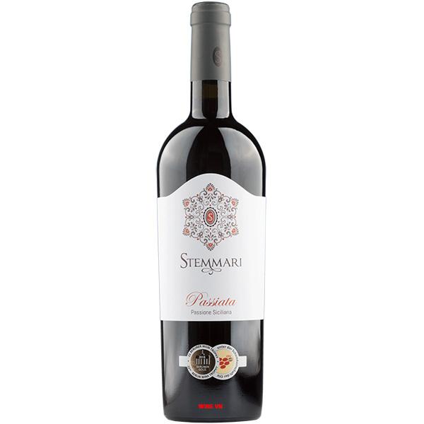 Rượu Vang Stemmari Passiata