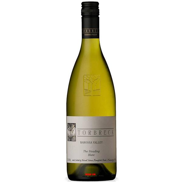 Rượu Vang Torbreck The Steading Blanc