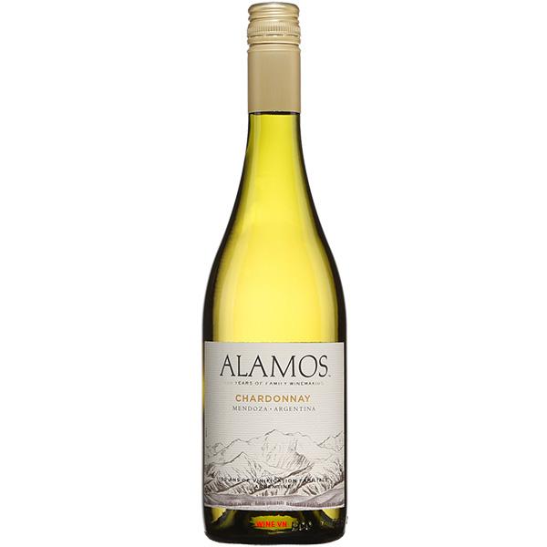 Rượu Vang Trắng Alamos Chardonnay