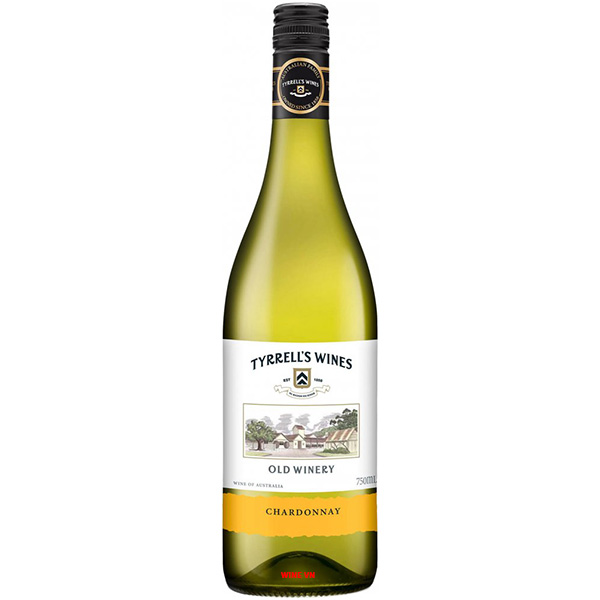 Rượu Vang Trắng Tyrrell's Old Winery Chardonnay