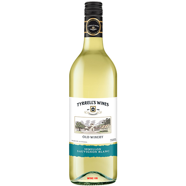 Rượu Vang Tyrrell's Old Winery Semillon - Sauvignon Blanc