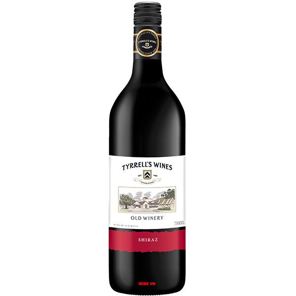 Rượu Vang Tyrrell's Old Winery Shiraz