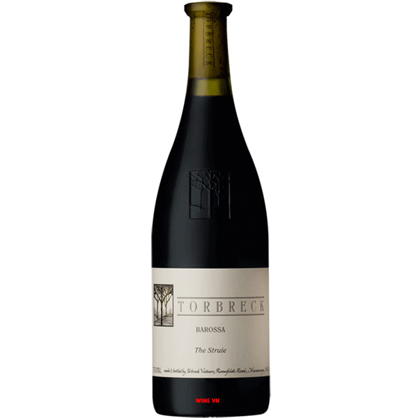 Rượu Vang ÚC Torbreck Barossa The Struie