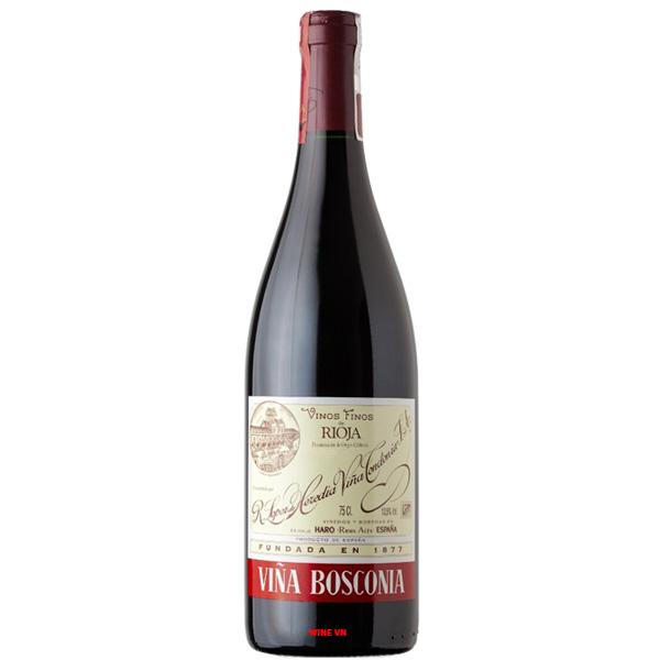 Rượu Vang Vina Bosconia Tinto Reserva