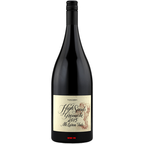 Rượu Vang Yangarra High Sands Grenache