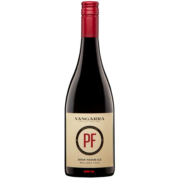 Rượu Vang Yangarra PF Shiraz McLaren Vale