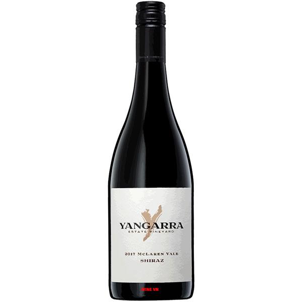 Rượu Vang Yangarra Shiraz - McLaren Vale
