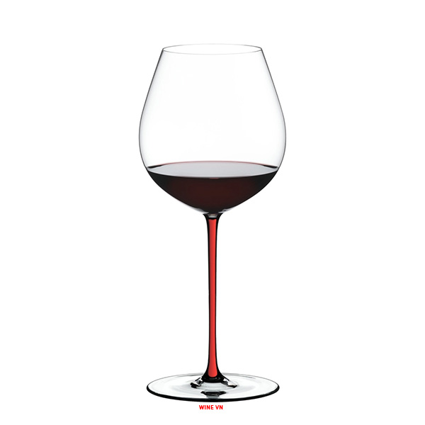 Ly RIEDEL Fatto A Mano Old World Pinot Noir Red