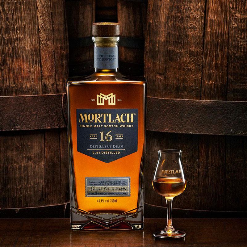 Rượu Mortlach 16 Years Old