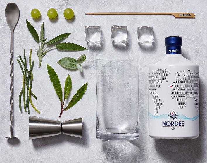 Rượu Nordés Gin