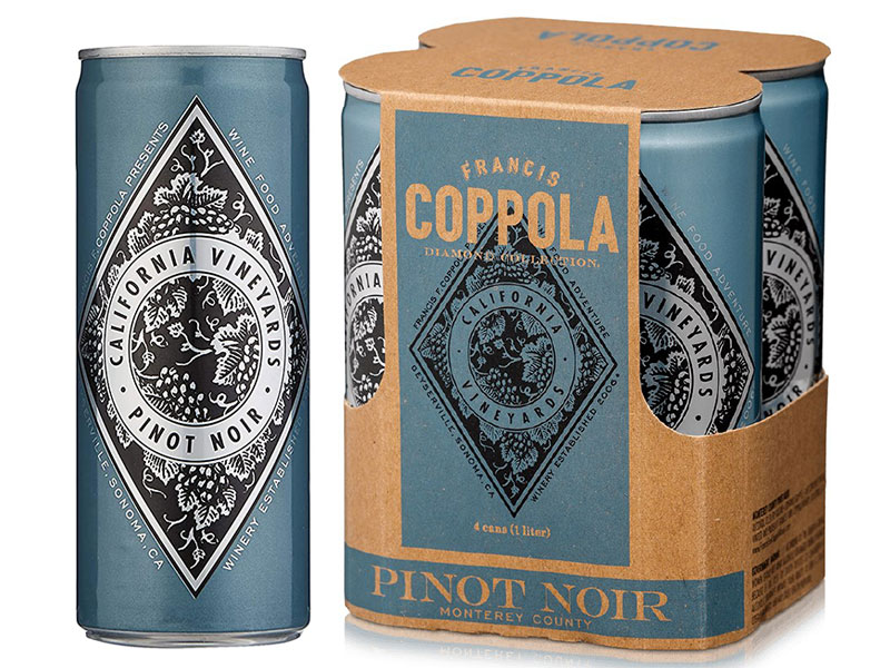 Rượu Vang Coppola Diamond Collection Pinot Noir 250 ML