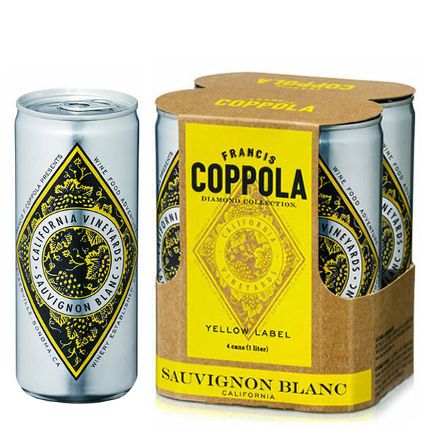 Rượu Vang Coppola Diamond Collection Sauvignon Blanc 250 ML