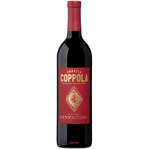 Rượu Vang Coppola Diamond Collection Zinfandel