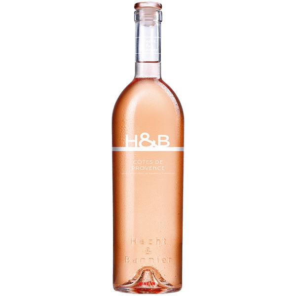 Rượu Vang H&B Côtes De Provence