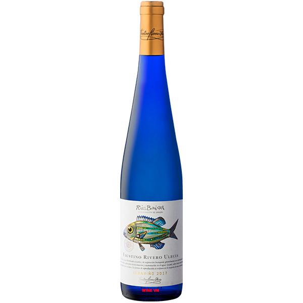 Rượu Vang Rias Baixas Faustino Rivero Ulecia