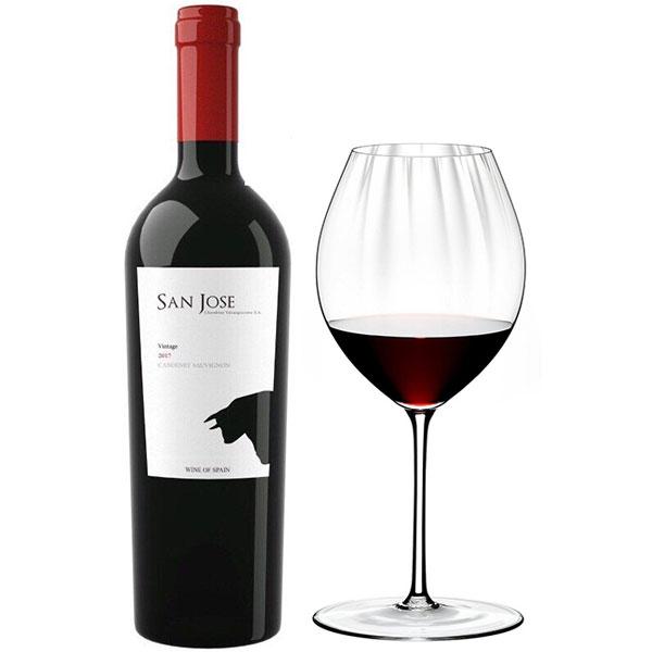 Rượu Vang San jose Cabernet Sauvignon