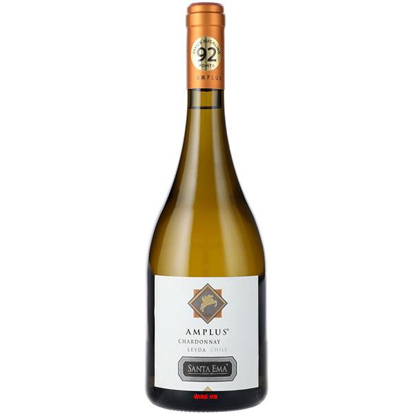 Rượu Vang Santa Ema Amplus Chardonnay