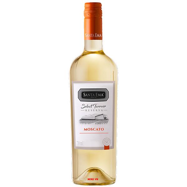 Rượu Vang Santa Ema Reserva Moscato
