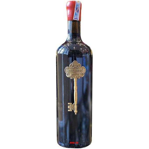 Rượu Vang Segreto Puglia