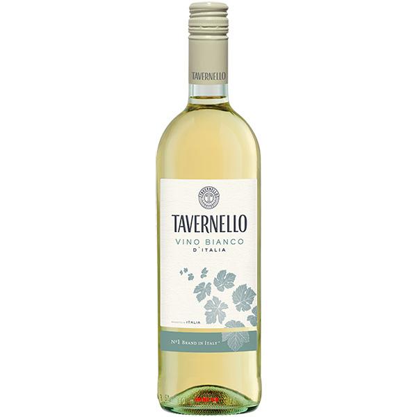 Rượu Vang Tavernello Vino Bianco D'italia