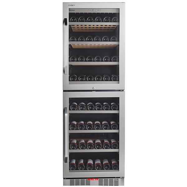 Tủ Rượu Vang Kadeka KA165T 151 Chai