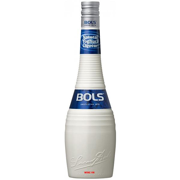 Rượu Bols Natural Yoghurt