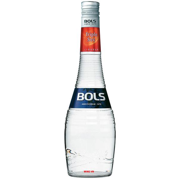 Rượu Bols Triple Sec Liqueur