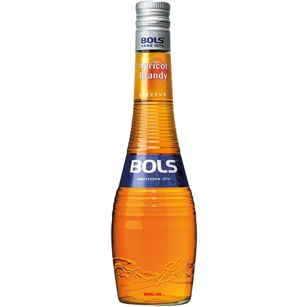 Rượu Liqueur Bols Apricot Brandy