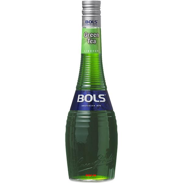 Rượu Liqueur Bols Green Tea