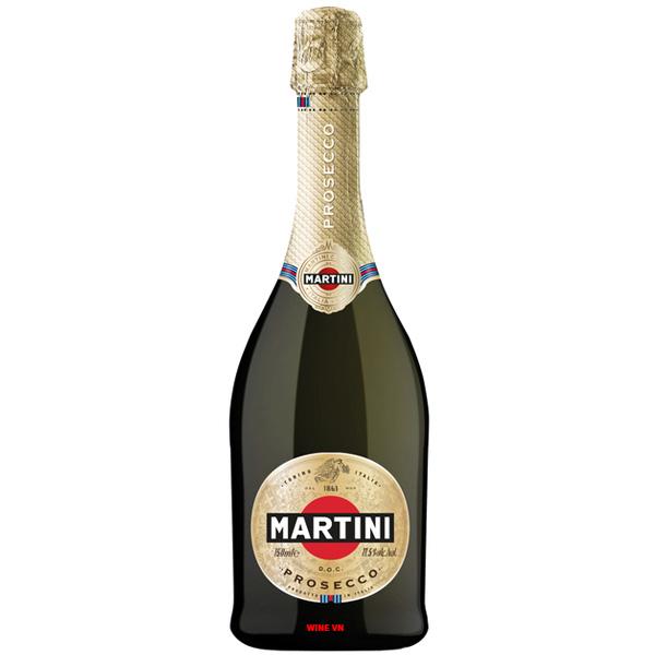 Rượu Vang Nổ Martini Prosecco