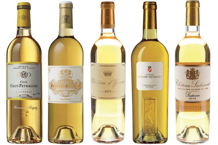 Những Điểm Đặc Biệt Của Rượu Vang Ngọt Sauternes