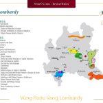 Vùng Rượu Vang Lombardy