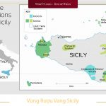 Vùng Rượu Vang Sicily