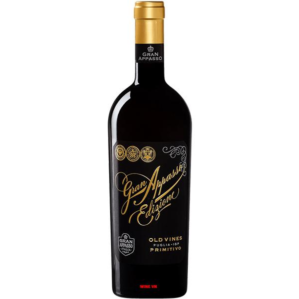 Rượu Vang Gran Appasso Collezione
