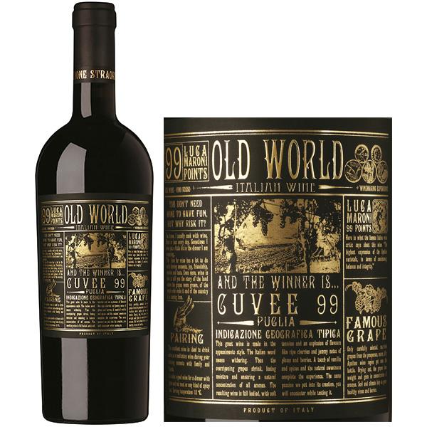 Rượu Vang Old World Cuvee 99 Puglia
