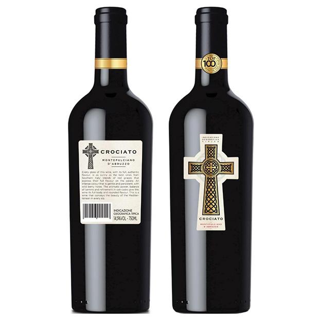 Rượu Vang Thánh Giá Crociato Montepulciano D'abruzzo