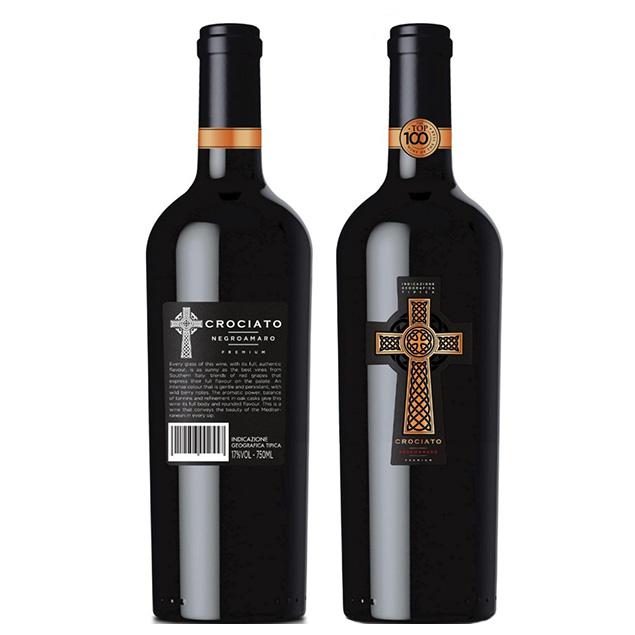 Rượu Vang Thánh Giá Crociato Negroamaro