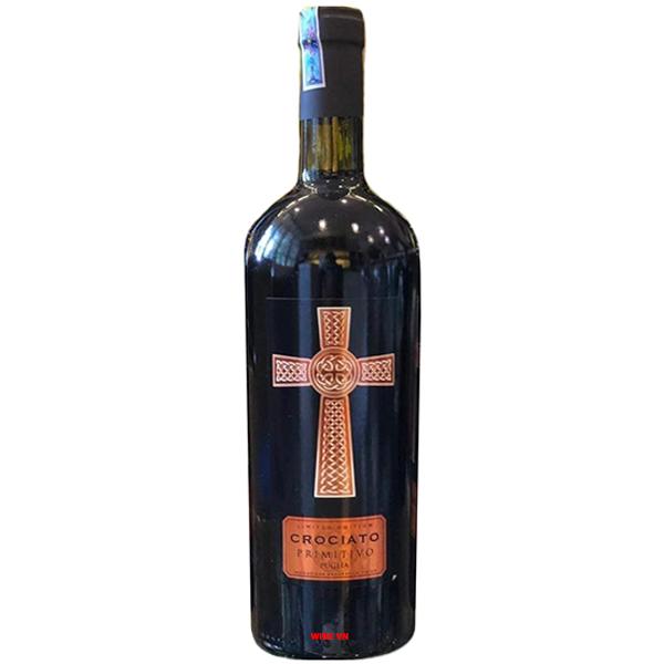 Rượu Vang Thánh Giá Crociato Primitivo
